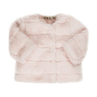 Γουνάκι για κορίτσια σε ροζ χρώμα EMC AV1152625009-4209