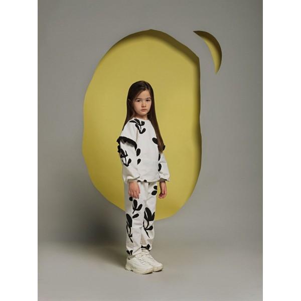Παντελόνα φούτερ κοριτσιού winter days της εταιρίας YELL-OH!  42170248008
