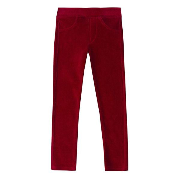 Παντελόνι κοριτσιού σε κόκκινο χρώμα  UBS2 H211521_06