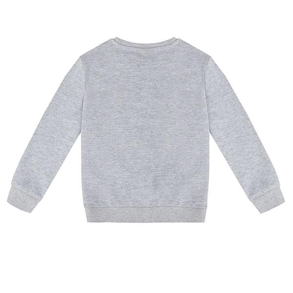 Μπλούζα αγοριού με σχέδιο σε γκρι χρώμα UBS2 H219538_999