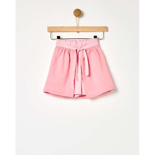 Culottes  κοριτσιού parfait pink της εταιρίας YELL-OH!