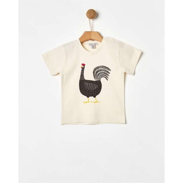Μπλουζάκι με τύπωμα Cock της εταιρίας YELL-OH!
