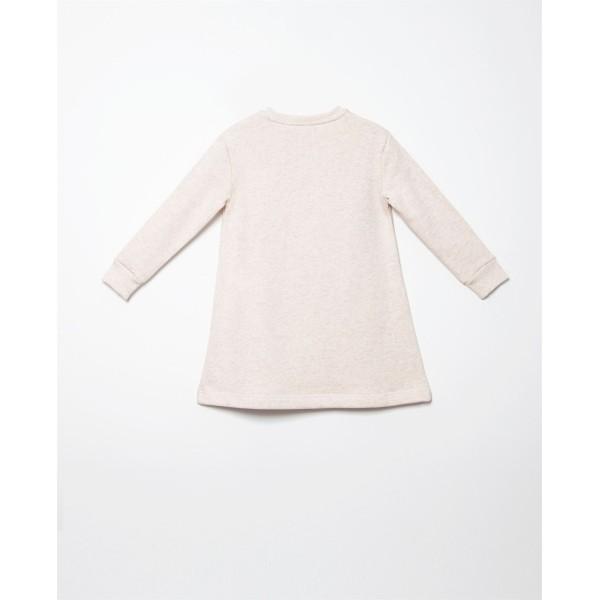 Φόρεμα φούτερ κοριτσιού με σχέδιο πολύχρωμο της εταιρίας AGATHA 7VE3487