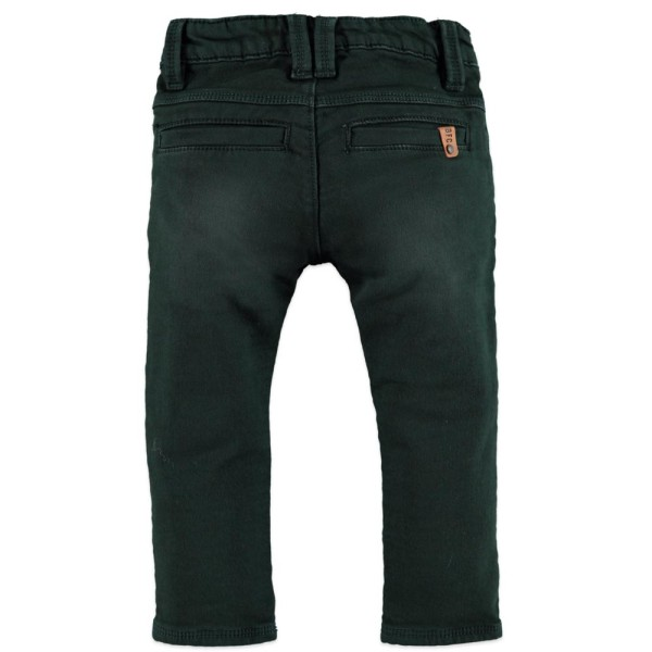 Παντελόνι αγοριού jeans πολύ μαλακό σε μπλε χρώμα με τσέπες της εταιρία Babyface