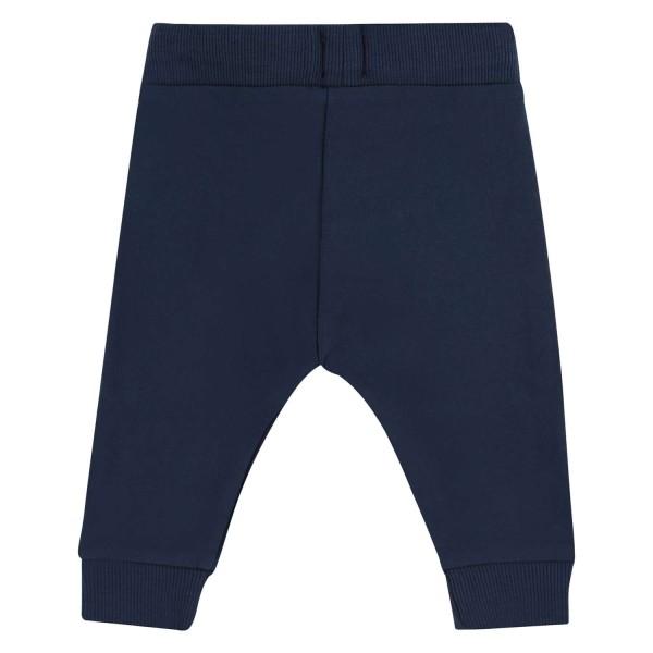 Παντελόνι φόρμας αγοριού σε μπλε απόχρωση με πολύ μαλακό ύφασμα της εταιρίας Babyface