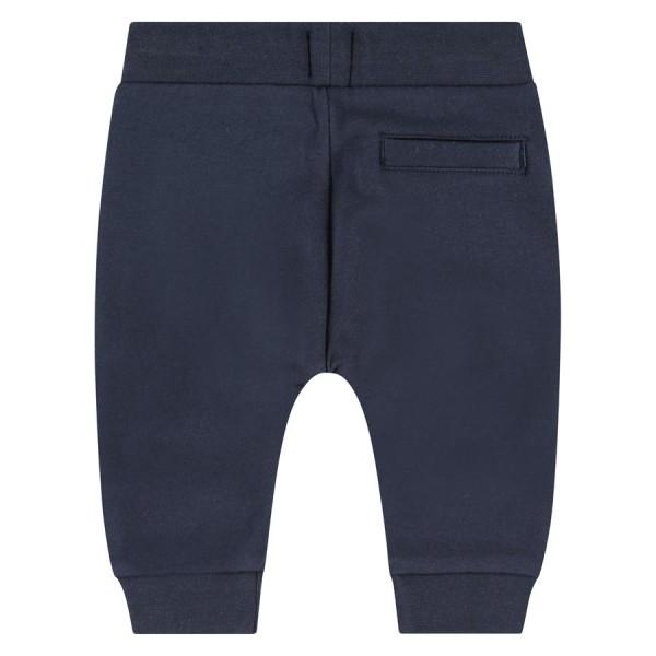 Παντελόνι φόρμας αγοριού newborn σε μπλε σκούρο χρώμα της εταιρίας Babyface NWB21427201