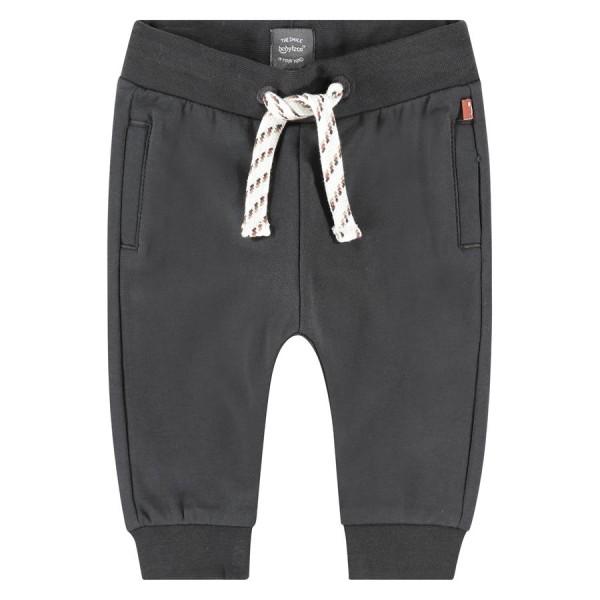 Παντελόνι αγοριού newborn σε σκούρο γκρι χρώμα της εταιρίας Babyface NWB21527221