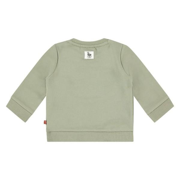 Μπλουζάκι αγοριού newborn σε πράσινο χρώμα σχέδιο στο μπροστινό μέρος της εταιρίας Babyface NWB21527421