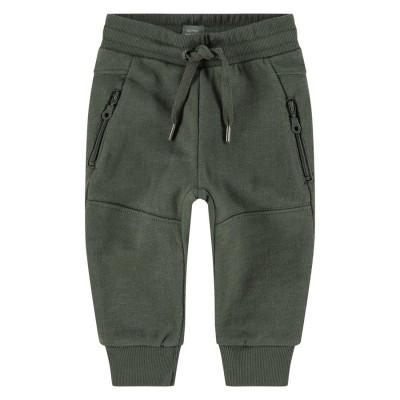 Παντελόνι αγοριού σε πράσινό σκούρο χρώμα με τσέπες της εταιρία Babyface BBE21407259