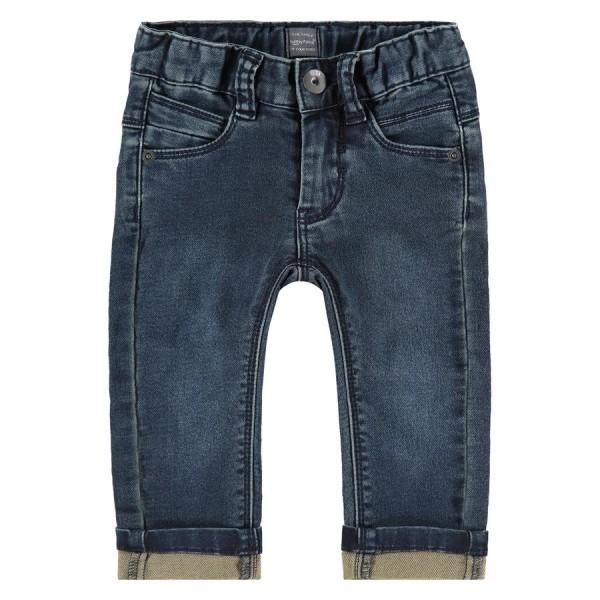 Παντελόνι αγοριού jeans πολύ μαλακό σε μπλε χρώμα με τσέπες της εταιρία Babyface  BBE21507273