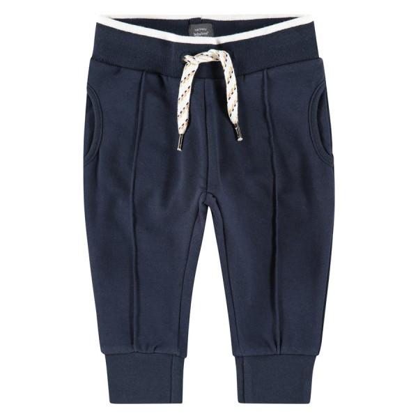 Παντελόνι αγοριού σε μπλε σκούρο χρώμα με τσέπες της εταιρία Babyface BBE21507279