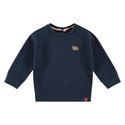 Μπλούζα αγοριού σε μπλε χρώμα με λεπτομέρεια δεξιά πάνω στο μπροστινό μέρος της εταιρίας Babyface BBE21507475