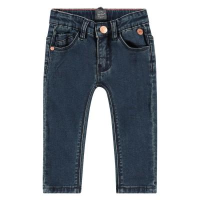 Παντελόνι κοριτσιού jeans σε μπλε χρώμα της εταιρία Babyface BBE21508270