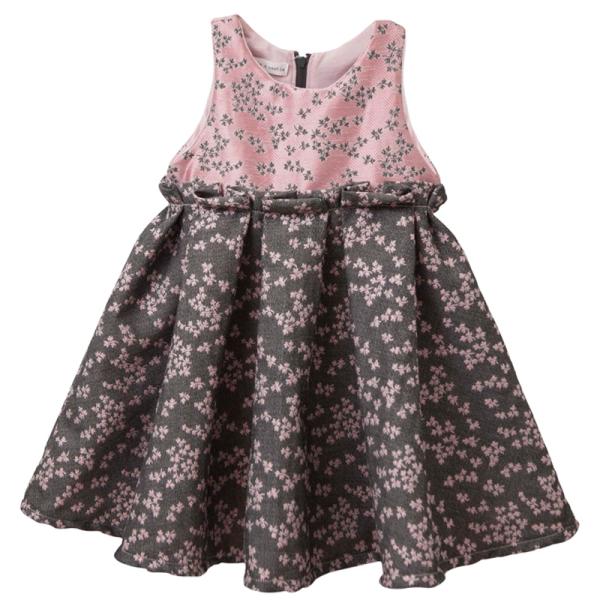Φόρεμα κοριτσιού σε ροζ χρώμα πολύ ιδιαίτερο και λαμπερό - Two in a Castle