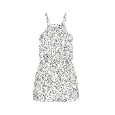 Φόρεμα κοριτσιού ασπρόμαυρο καλοκαιρινό Sorry 4 the mess.