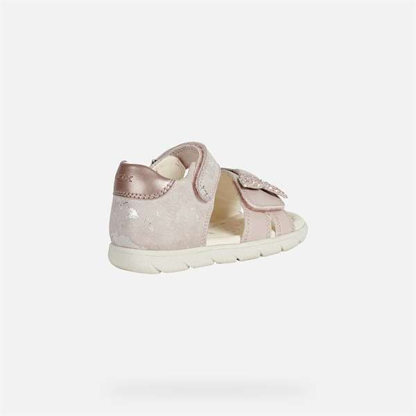Παπούτσι κοριτσιού Geox SANDALS Alul Baby Girl Light Rose