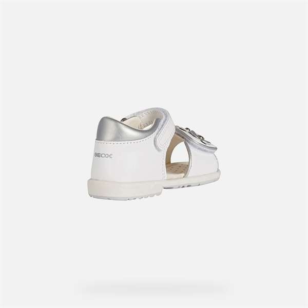 Παπούτσι κοριτσιού SANDALS Verred Baby Girl White