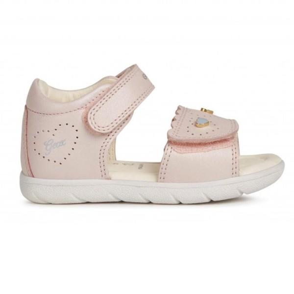 Παπούτσι κοριτσιού σανδάλια GEOX B021YA 00044 C8172