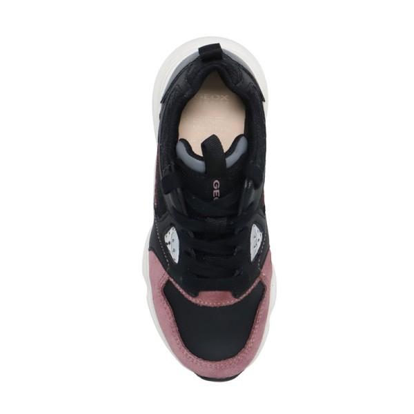 Παπούτσι αθλητικό για κορίτσι σάπιο μήλο - Geox Bubblex