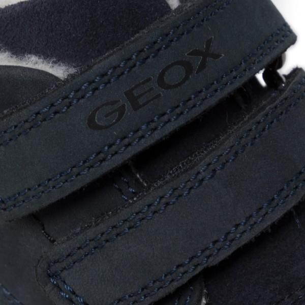 Βρεφικά μποτάκια για αγόρι Μπλε - Geox B N. BALU