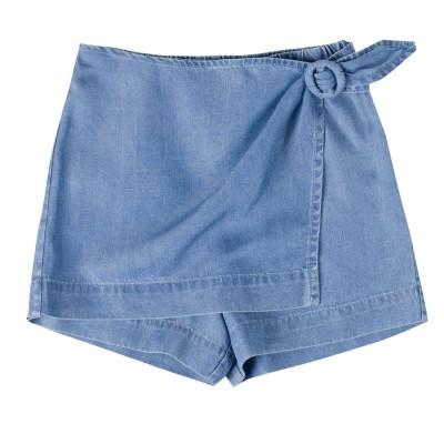 Παντελόνι τζιν σιελ βαμβακερο κορίτσι ubs2