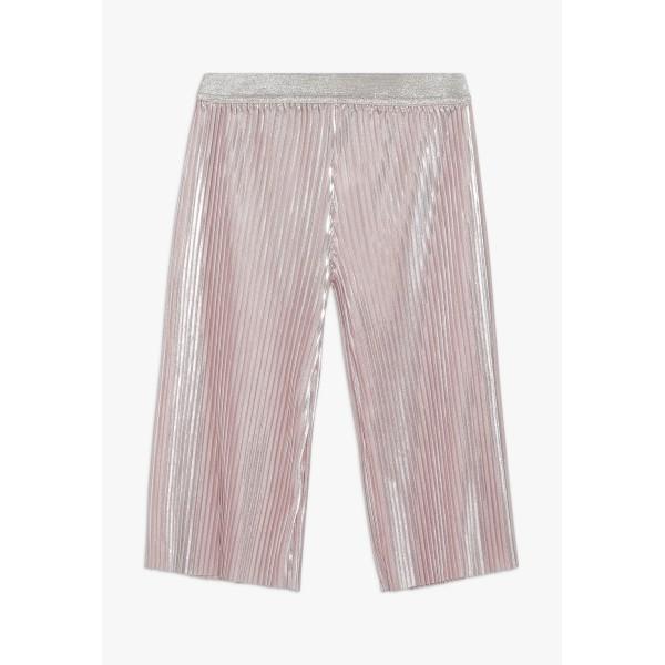 Παντελονα ζιπ κιλοτ πλισέ ροζ απαλό κορίτσι 3pommes