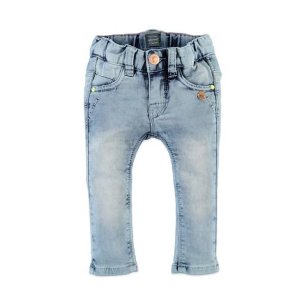 Jeans παντελόνι κοριτσιού BABYFACE LIGHT BLUE DENIM