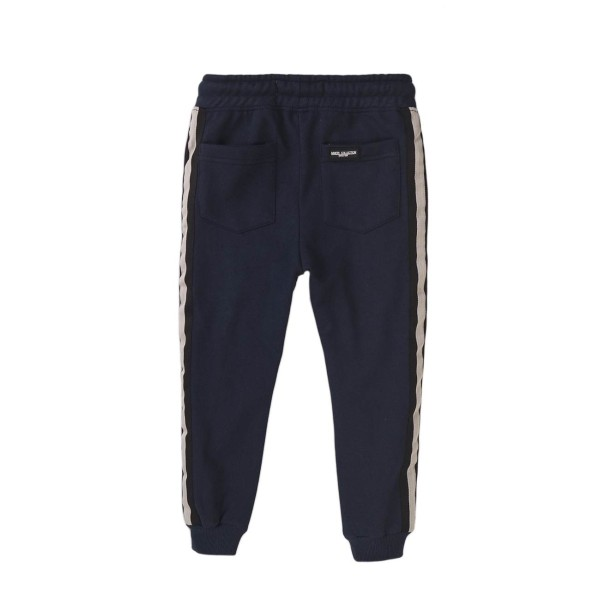 Παντελόνι αγοριού φούτερ σε μπλε χρώμα της εταιρίας Μinoti East 4