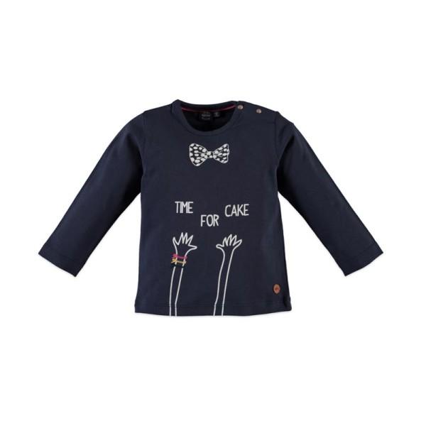 Girls t-shirt longsleeve μακρυμάνικο BLUE WAVE από την εταιρία Babyface