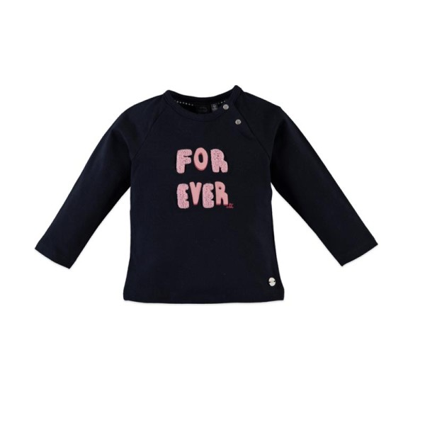 Girls t-shirt longsleeve μακρυμάνικο  BLUE NIGHT από την εταιρία Babyface