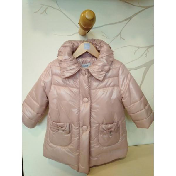 Μπουφάν κοριτσιού ροζ Petit