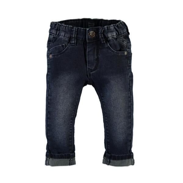 Jeans παντελόνι αγοριού από την εταιρία Babyface DARK BLUE DENIM