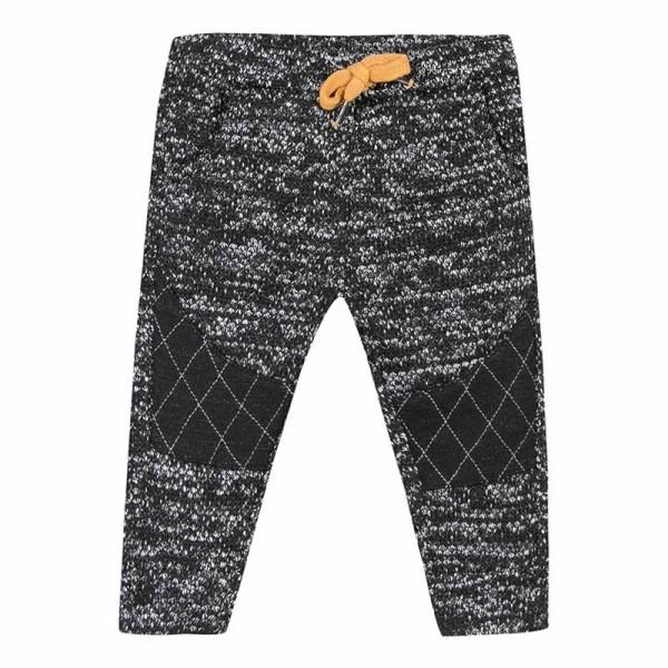 Παντελόνι αγοριού πλεκτό χειμωνιάτικο με ενίσχυση στα γόνατα 3Pommes