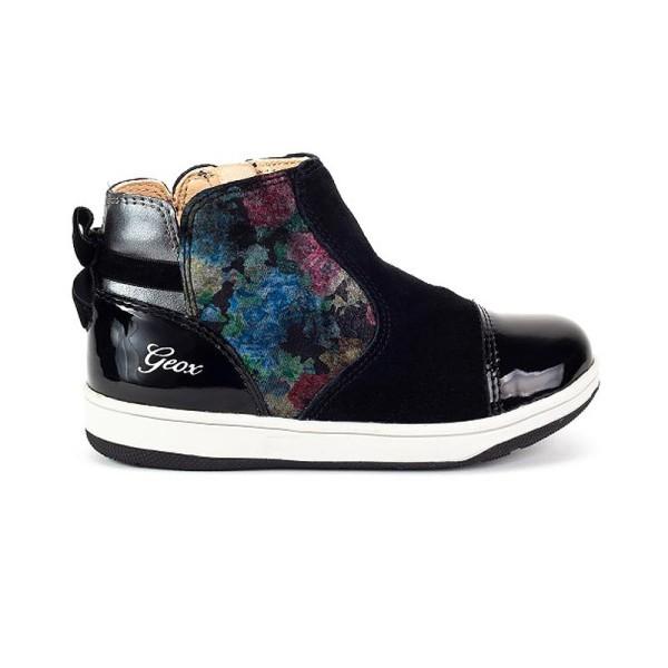Παπούτσι κοριτσιού - Black - Boots -  GEOX - B NEW Flick Girl