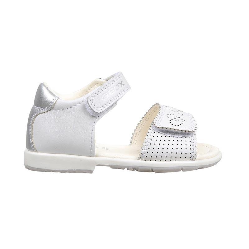 84e7093187e Παπούτσι κοριτσιού White / Silver - GEOX - B VERRED A