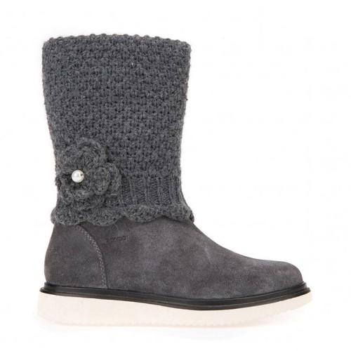 Παπούτσι κοριτσιού DK Grey - Boots - GEOX - J THYMAR GIRL