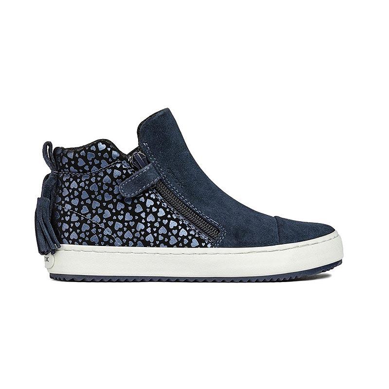 b84352ddf77 Παπούτσι κοριτσιού μπλέ sneakers - GEOX - J KALISPERA GIRL