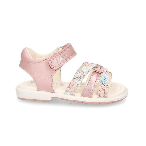 Παπούτσι κοριτσιού - Old Rose - GEOX - B VERRED C