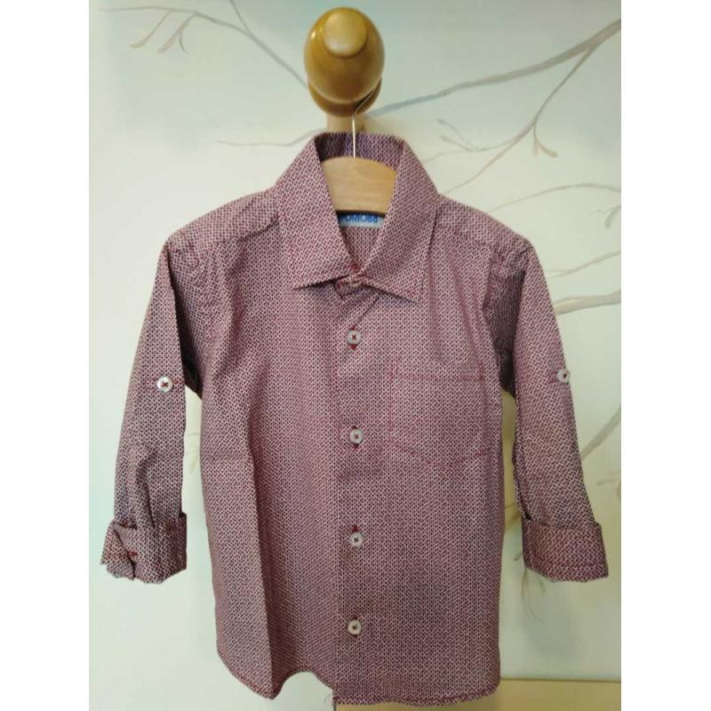 Μπορτο πουκάμισο αγοριού Emporio 88