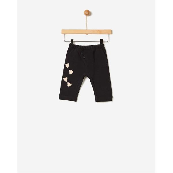 Newborn παντελόνι κοριτσιού μαύρο της εταιρίας YELL-OH! 40170134132
