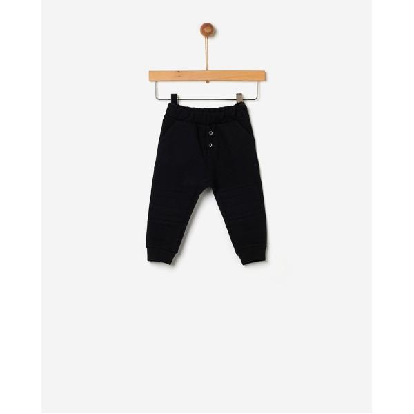 Παντελόνι φούτερ αγοριού black της εταιρίας YELL-OH!  41171205012