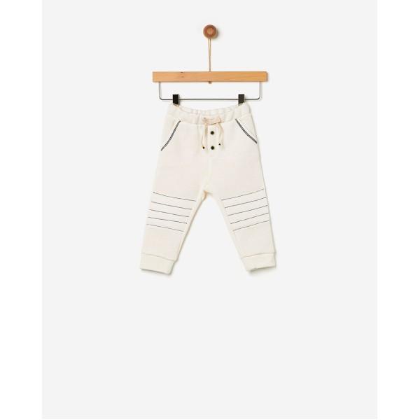 Παντελόνι φούτερ μουλινε αγοριού της εταιρίας YELL-OH! 41171205018