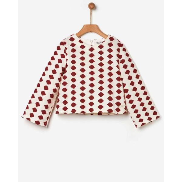 Μπλούζα κοριτσιού σχέδιο ρόμβος της εταιρίας YELL-OH! 42170329040