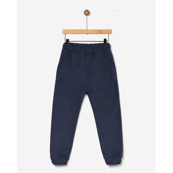 Παντελόνι φούτερ αγοριού μπλε mood indig της εταιρίας YELL-OH 42171102001
